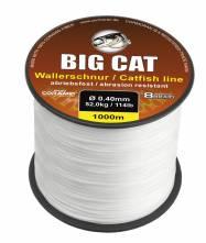 Pletená šnůra na sumce Cormoran Big Cat 68 kg