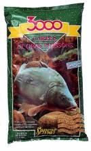 Krmení Sensas 3000 Carpes - kapr 1kg