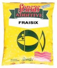Práškový posilovač Sensas Fraisix - jahoda 300gr