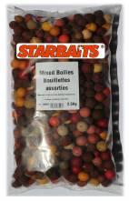 Starbaits boilies krmný mix 2,5kg