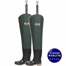 Broďící Kalhoty  Demar Grand Waters  3190 Zelené