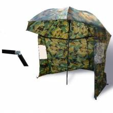 Deštník Zebco Nylon Storm Umbrella Camou 220