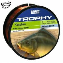 Vlasec Zebco Trophy Carp 0.25mm 540m