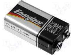 Baterie 9V ENERGIZER Alkalická