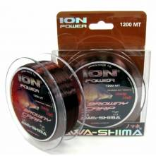 Vlasec Awa-shima ION Power Browny Carp 0,26mm 1200met