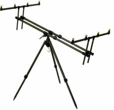 Giants Fishing stojan Tripod Army 4 Rods + 2x hlásič ZDARMA