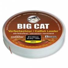 Sumcová Šňůra Cormoran Big Cat 8 Braid návazcová 20m 54,5kg