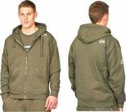 Nash mikina na zip Tracksuit Jacket XL