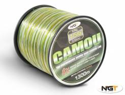 Vlasec NGT Camou Line 0,30mm 1300m