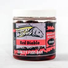 Carp only boilies v dipu Bloodworm & Liver 20mm 250ml