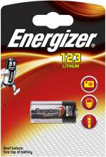 Energizer 3V baterie 123 lithium