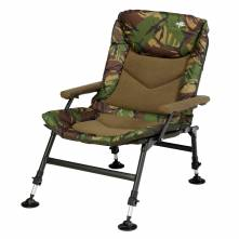 Giants Fishing křeslo Compact Fleece Camo Chair