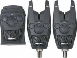 Prologic sada signalizátorů BAT Bite Alarm Blue Set 2+1