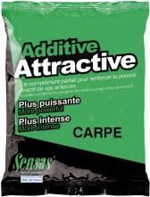 Posilovač Sensas Attractive Additive Carp 250 gr
