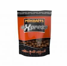 Mikbaits eXpress boilies Mandarinka 1kg 20mm